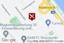 Zum Nussgartl - Karte