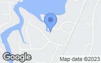 Map of Sagle, ID