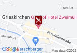 Gasthof Zweimüller - Karte