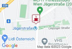 Cafe Restaurant Brigittenau - Karte