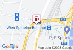 Brandauers Bierbögen - Karte