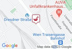 ramien go - Dresdner Straße - Karte