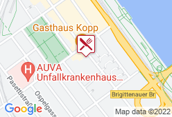 Kopp Stüberl - Karte