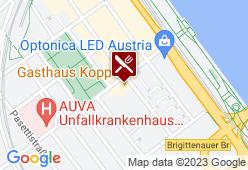 Gasthaus Kopp - Karte