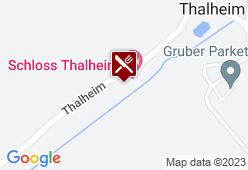 Schloss Thalheim - Restaurant am Schlossgarten - Karte