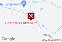Parzerwirt - Karte