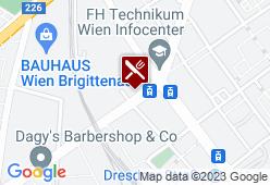 Fähnrich's Restaurant - Karte