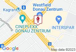 Gelateria Ponticello - Donauzentrum - Karte