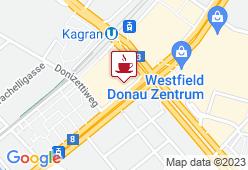 Segafredo Donauzentrum - Karte