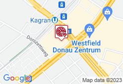 Vapiano Donauzentrum - Karte