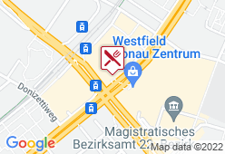 Vegg Go Donauzentrum - Karte