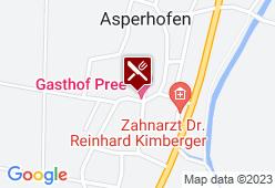Gasthof PREE - Karte