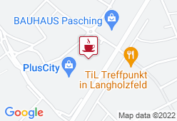 Testa Rossa caffèbar in Plus City - Karte