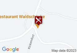Waldschänke - Karte