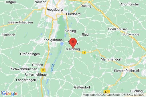 Karte Merching