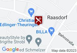 Gasthof Mayer - Karte