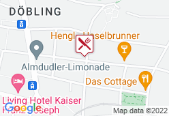 Wiener Gasthaus - Karte