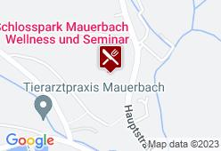 Im Park - Schlosspark Mauerbach - Karte