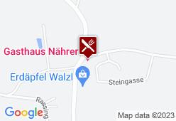 Gasthaus Nährer - Karte