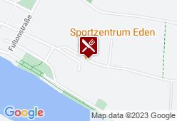 TK Eden - Tennisclub - Karte