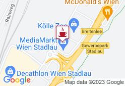 Cafe Megazoo - Karte
