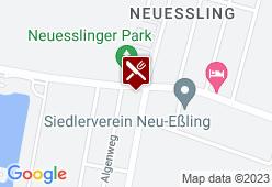 Steiner´s Neuesslinger Dorfschenke - Karte