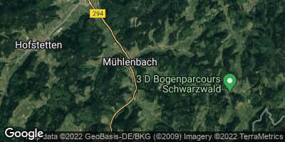 Google Map of Mühlenbach
