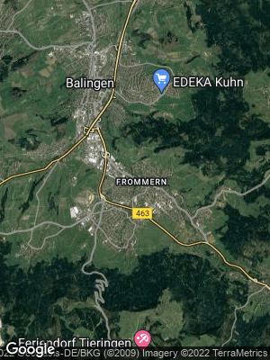 Google Map of Frommern