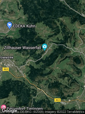 Google Map of Zillhausen