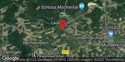 Google Map of Lauterach