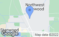 Map of Stanwood, WA