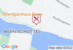 Strandgasthaus Birner - Karte