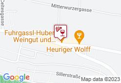 Weingut Fuhrgassl-Huber - Karte