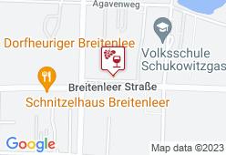 Dorfheuriger Breitenlee - Karte