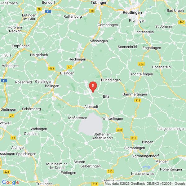 Skilift Albstadt-Tailfingen (Schwäbische Alb)