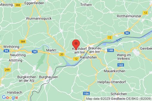Karte Julbach