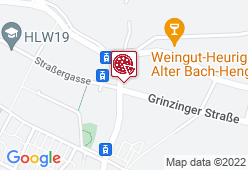L'Osteria Grinzing - Karte