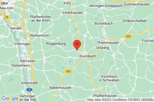 Karte Deisenhausen