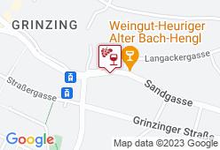 Grinzinger Stüberl - Karte