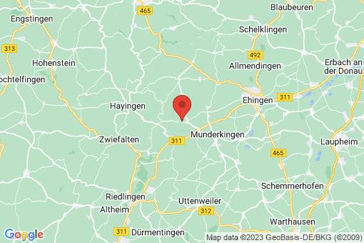Karte Lauterach