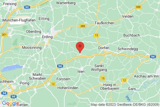 Karte Lengdorf