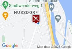 Plachutta Nussdorf - Karte
