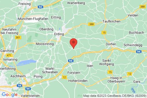 Karte Walpertskirchen
