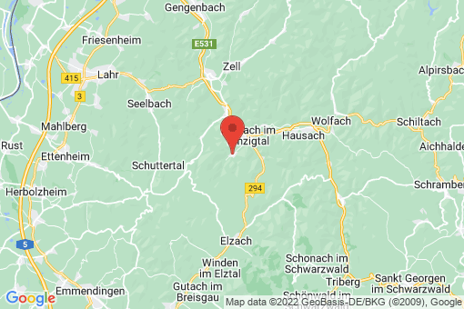 Karte Hofstetten