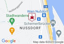 Nussdorfer Café - Karte