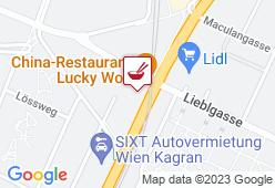 Lucky Wok - Karte