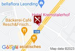 Kremstalerhof - Karte