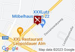 XXXLutz Restaurant - Karte