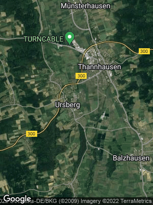 Google Map of Ursberg