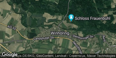 Google Map of Winhöring